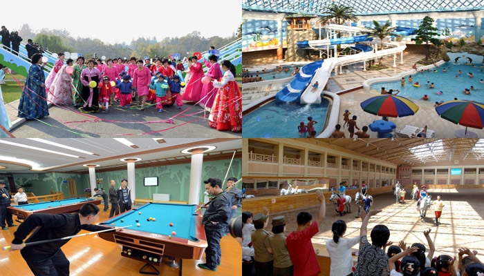 NK tourism