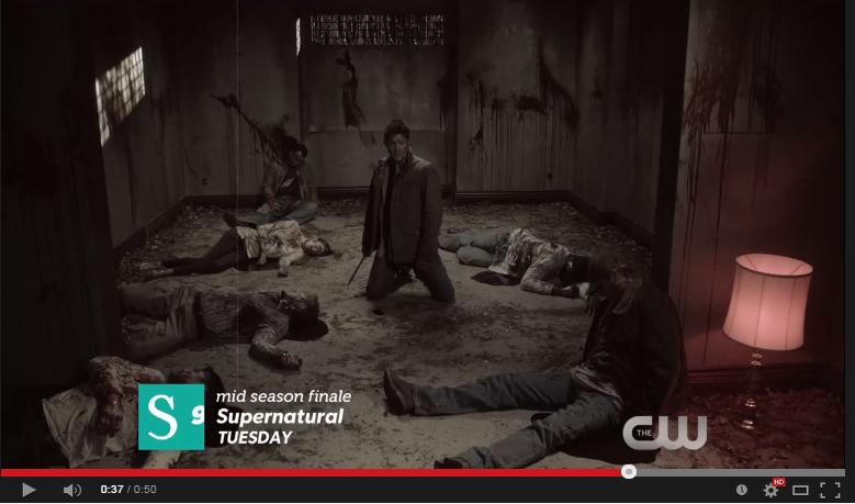 Supernatural season 10 midseason Finale