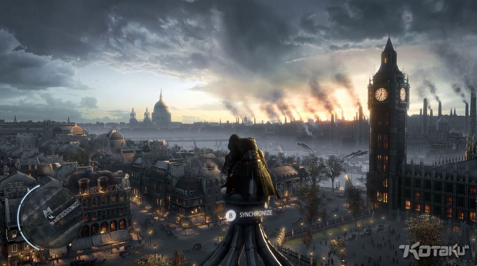 Assassin's Creed Victory London