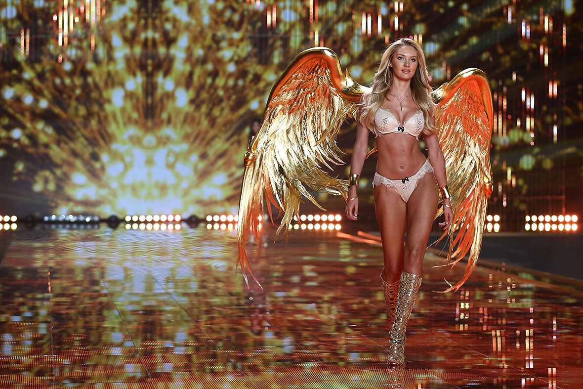 Victorias Secret fashion show London