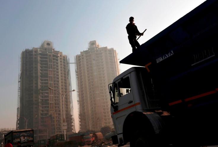 Construction Site India