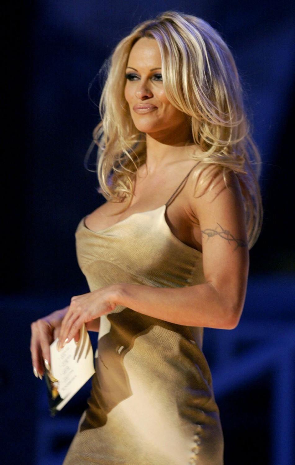 8. Pamela Anderson