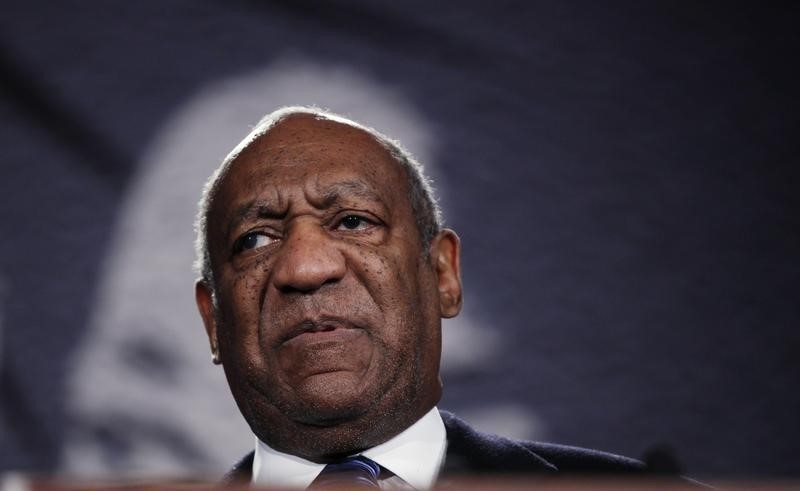 Comedian Bill Cosby accused in lawsuit of molesting girl in 1974