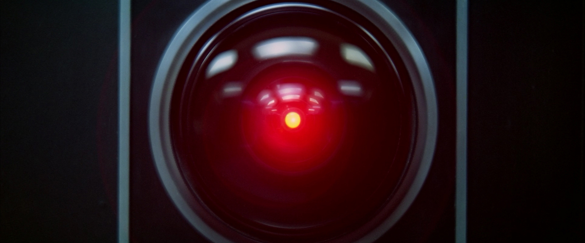 2001 A Space Odyssey HAL 9000