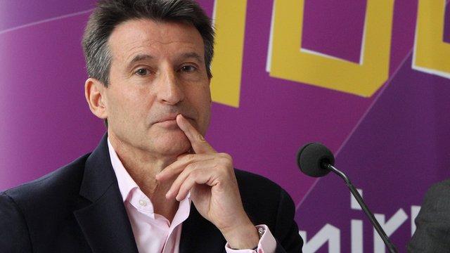 Lord Coe's IAAF presidency proposal 'unashamedly ambitious'