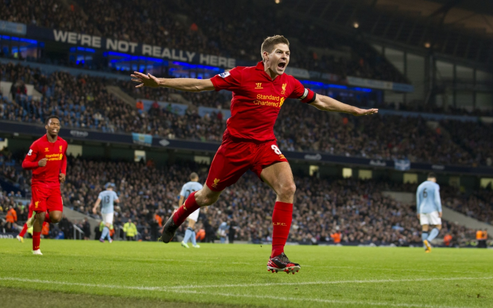 Brendan Rodgers reaffirms Gerrard's importance to Liverpool squad