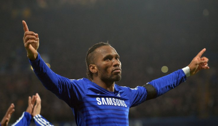 cc0d7b9e2 Chelsea boss Jose Mourinho addresses Didier Drogba absence following ...