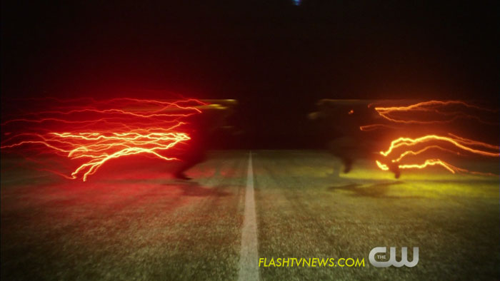 The Flash fall finale promo teases Reverse Flash in action ...