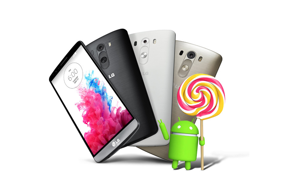 How to Install Stock Android 5.0 Lollipop on LG G3 D855 and Root it