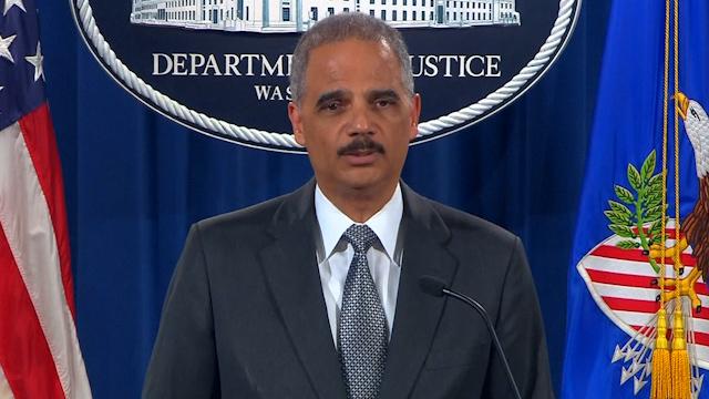 Eric Garner death: US Attorney General Eric Holder announces probe