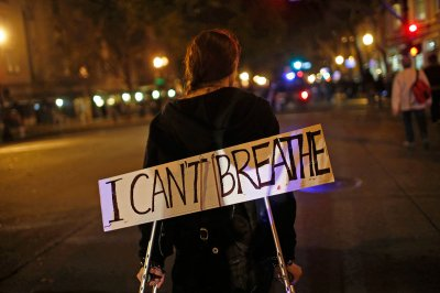 Eric Garner I cant breathe protests