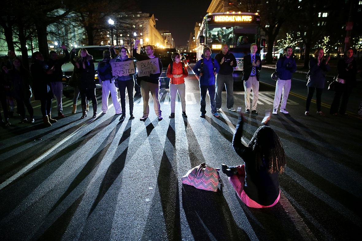 Eric Garner I cant breathe protests