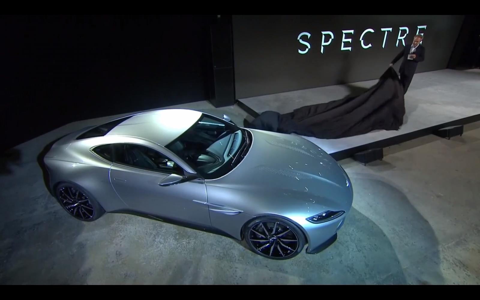 Aston Martin DB10 James Bond ...