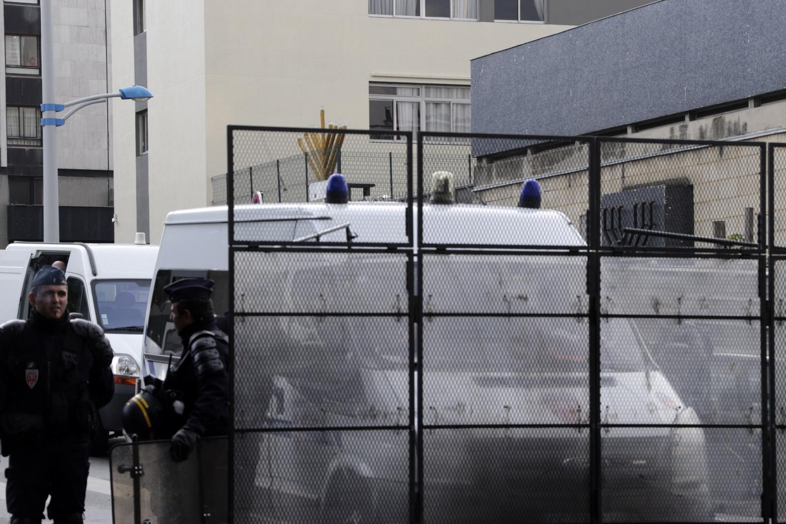 Paris anti-Semitism France Jews attack