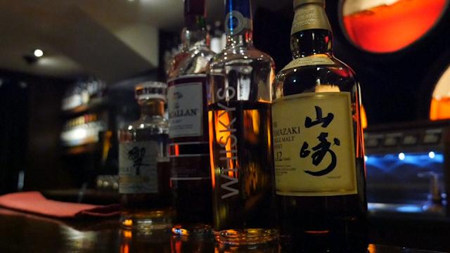 Japanese whisky named world's best