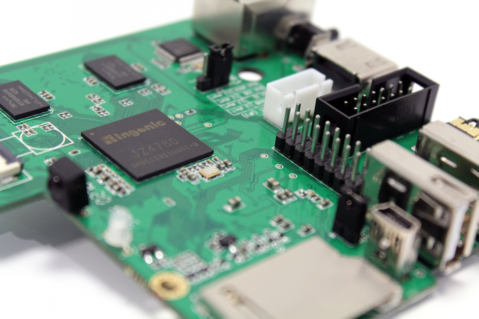 Creator CI20 is Raspberry Pi on Steroids