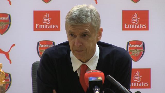 Wenger hails Sanchez's impact for Arsenal 'fabulous'