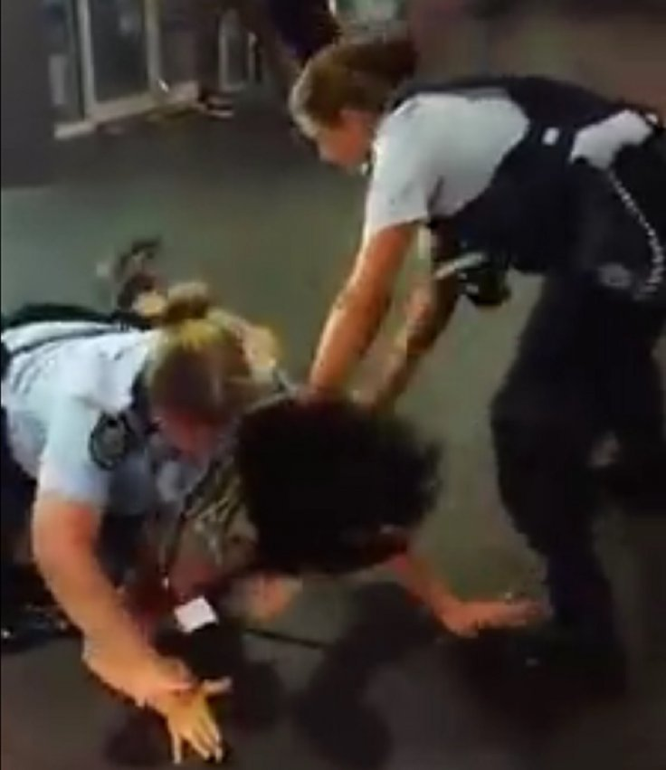 Police Violence video: Australian officer accused of brutality over Sydney woman Claire Helen beating
