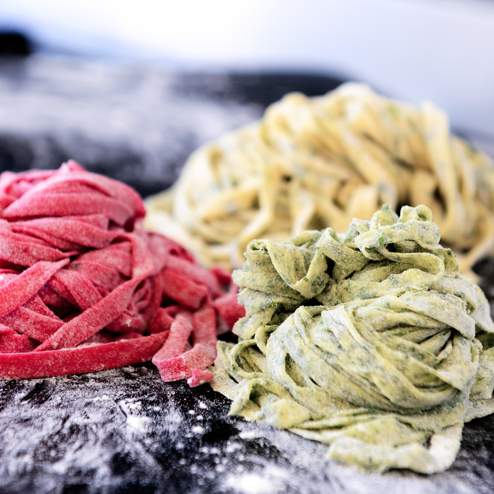 Pasta: Example of one of the stock images from Shutterstock's database