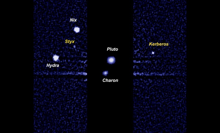 Kerberos Moon Of Plluto: New Horizons: Pluto Facts And History Ahead Of Nasa