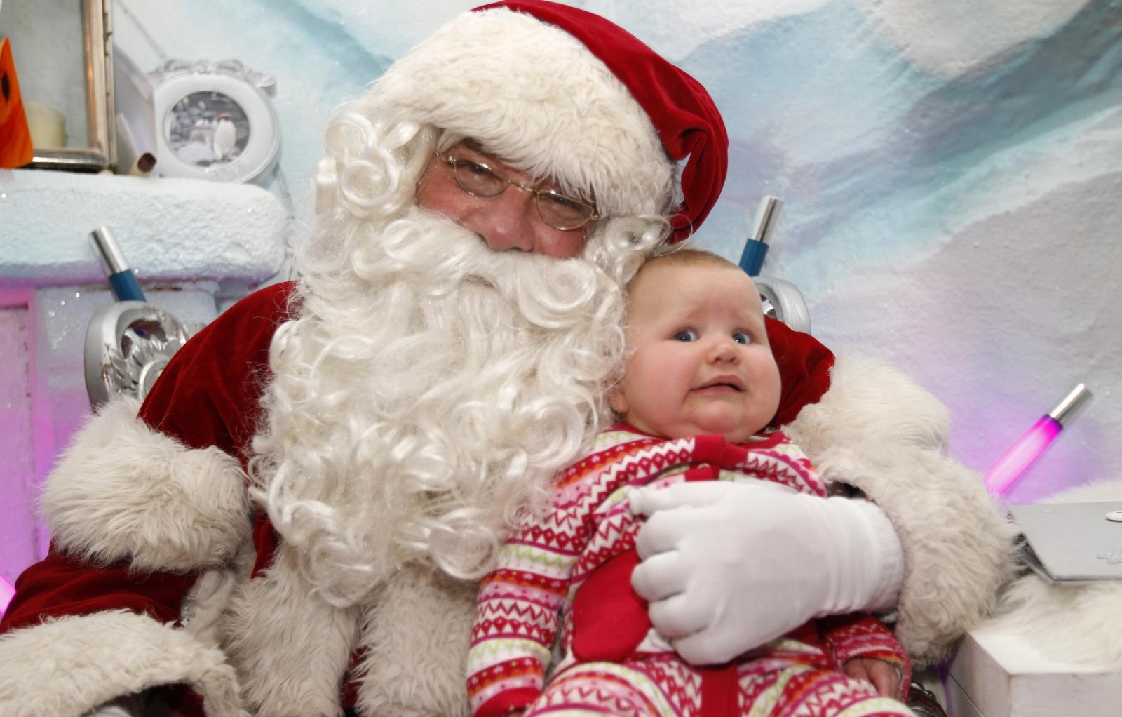 Father Christmas Baby