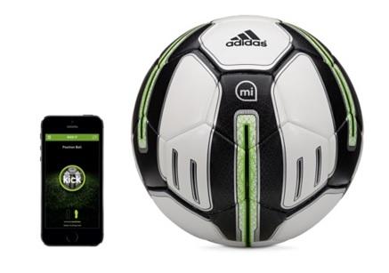 Adidas micoach smart football