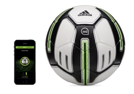 Adidas micoach smart football