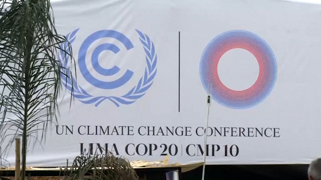 UN: Climate pledges not enough to curb global warming