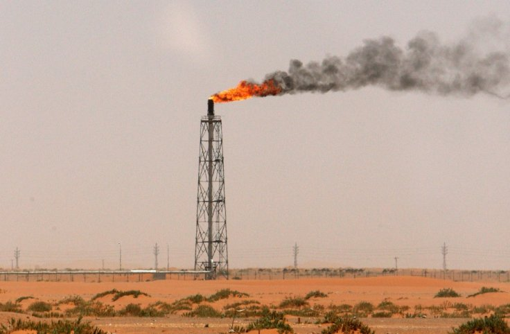 Khurais Oilfield Saudi Arabia