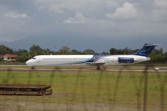 Honduras air port