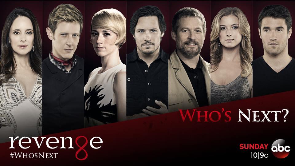 Revenge season 5 air date in Hamilton