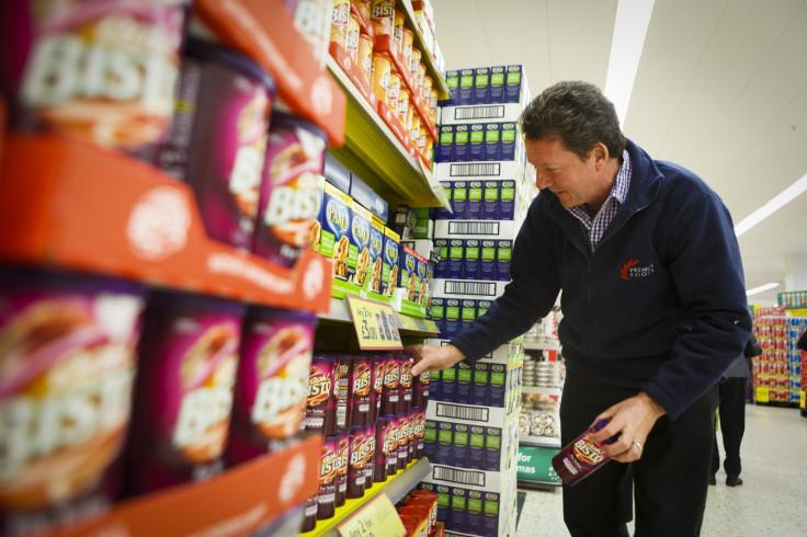 Gavin Darby of Premier Foods