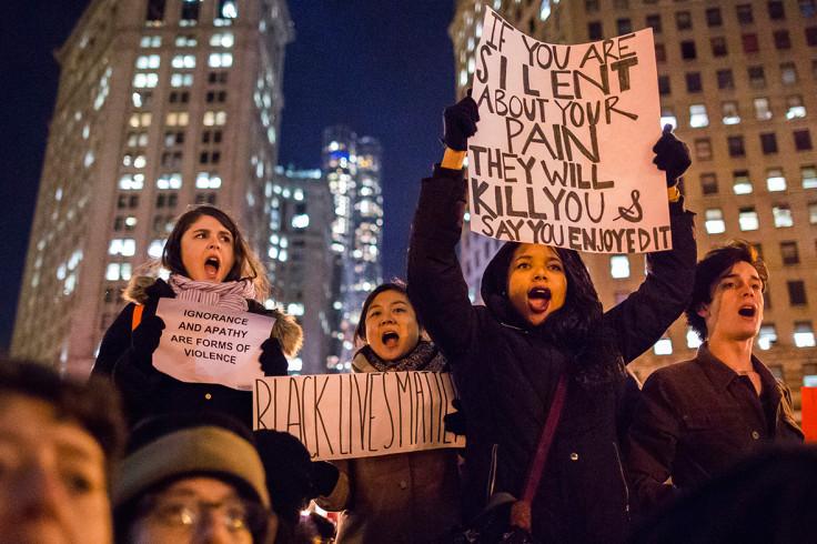Eric Garner I can't breathe protests