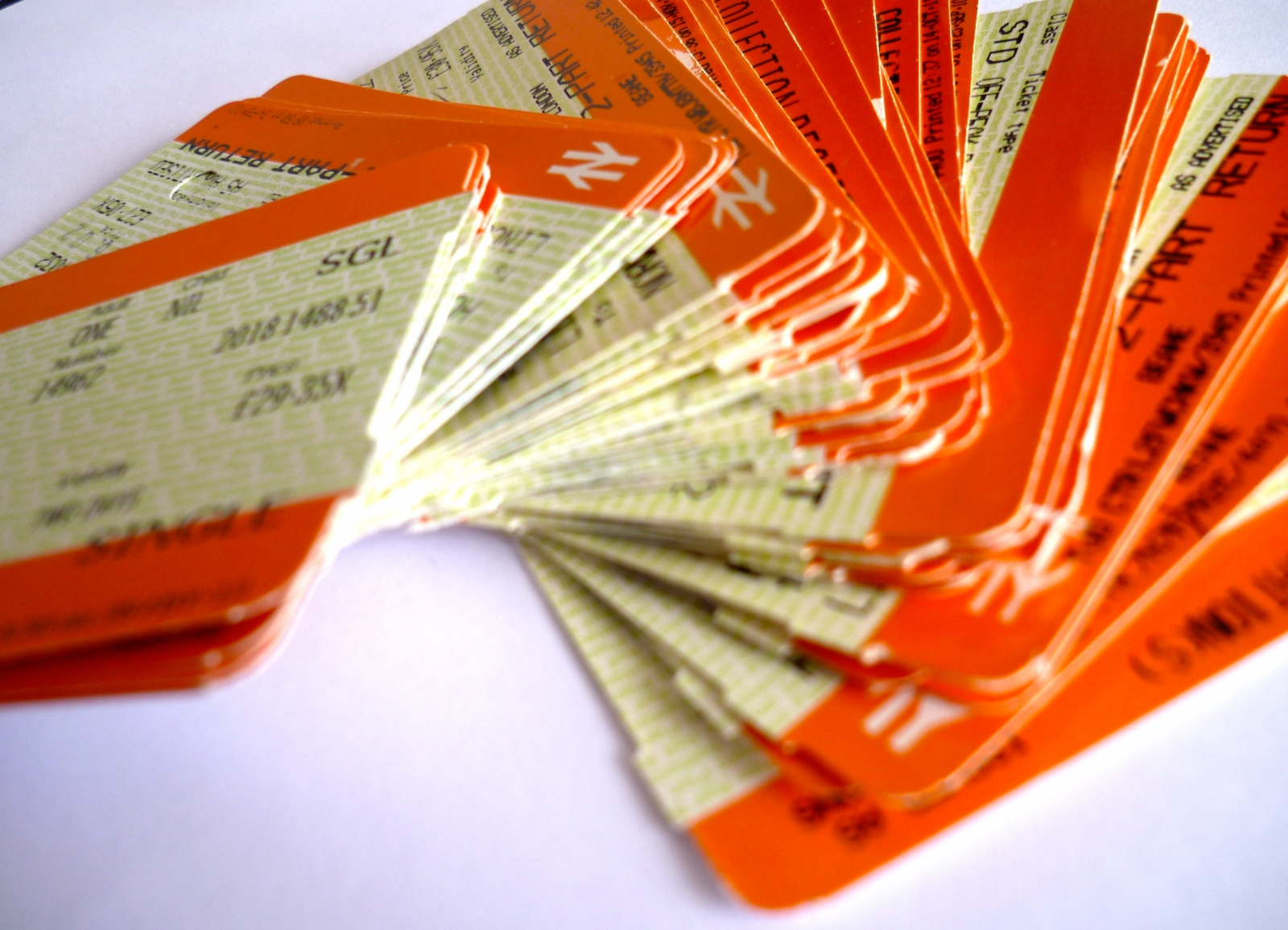 Rail fare rise in England to be lowest in five years at 2.5%