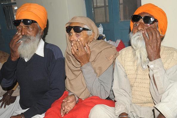 Punjab cataract operation