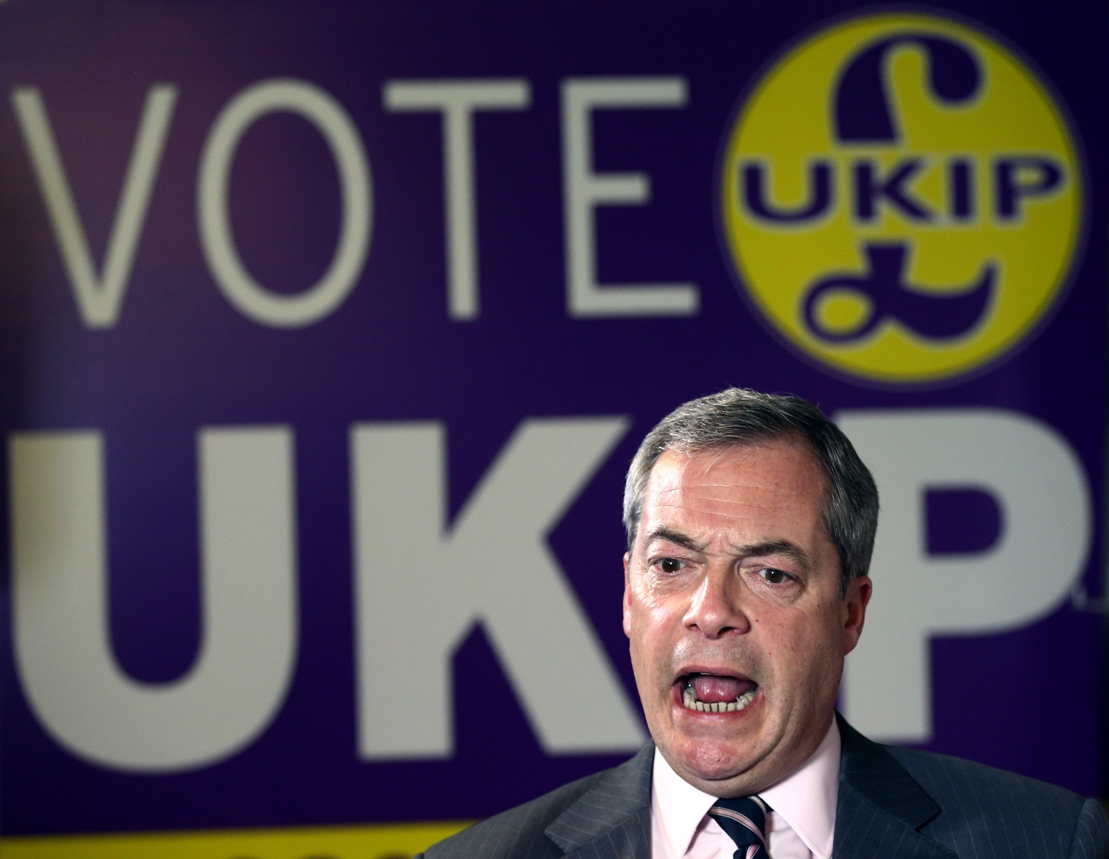 Nigel Farage suggest Muslim voices are responsible for rising anti-semitism in Britain