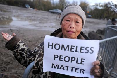 Jungle homeless San Jose