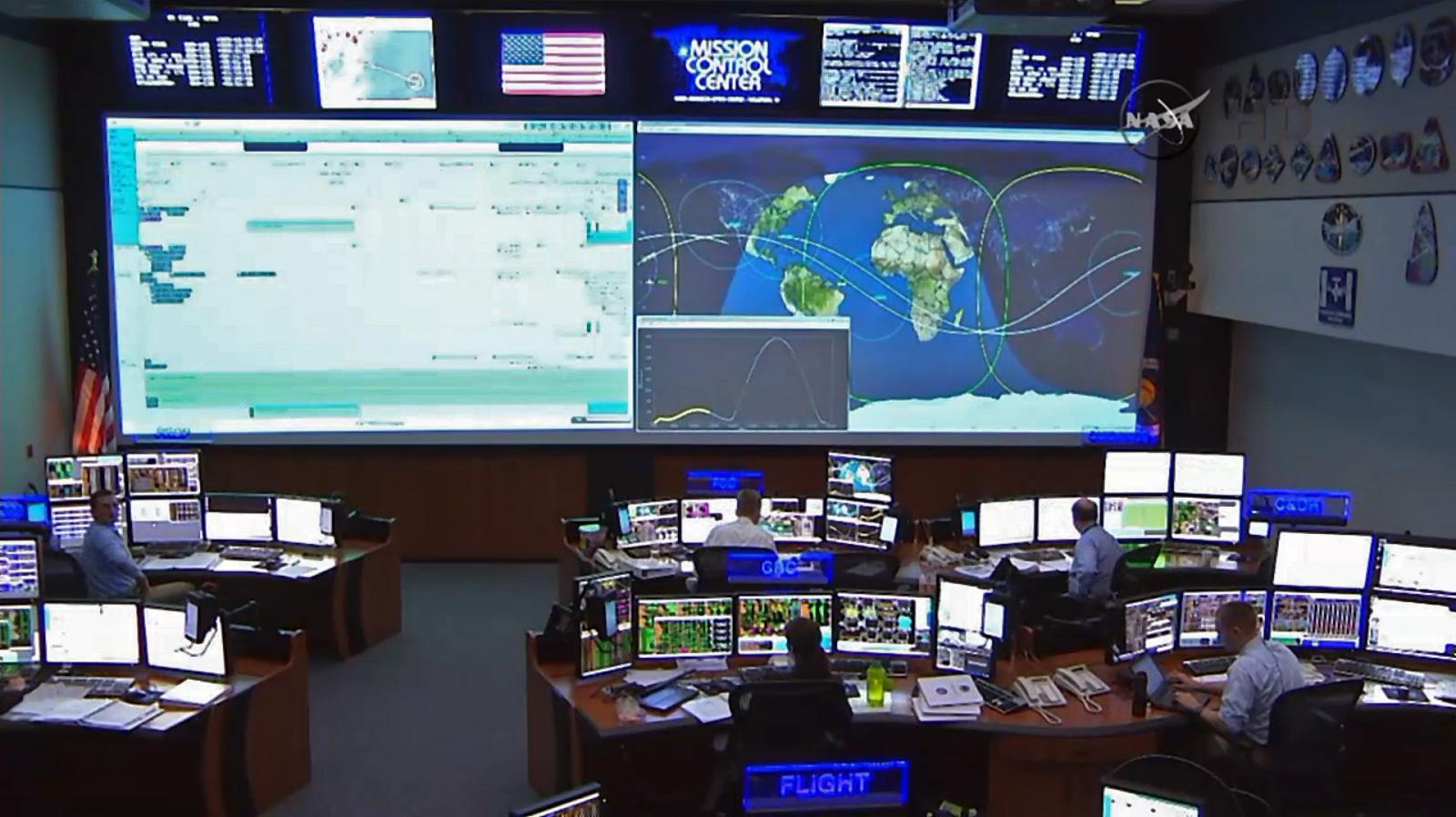 houston mission control center - photo #22