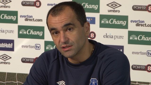 Martinez wary of 'phenomenal talent' that is Sergio Aguero, Man City's goal machine