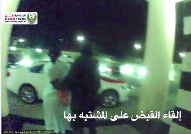 Dalal al Hashemi arrest