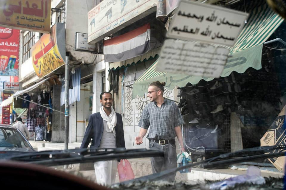 Luke somers killed in yemen photojournalist