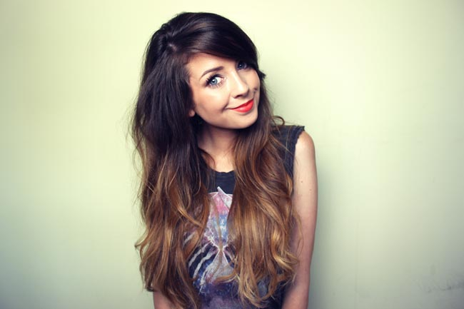 Zoella debut novel youtube star beauty blogger vogue
