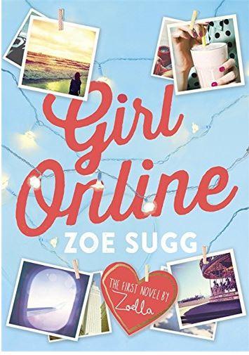 Zoella girl online debut novel youtube beauty blogger