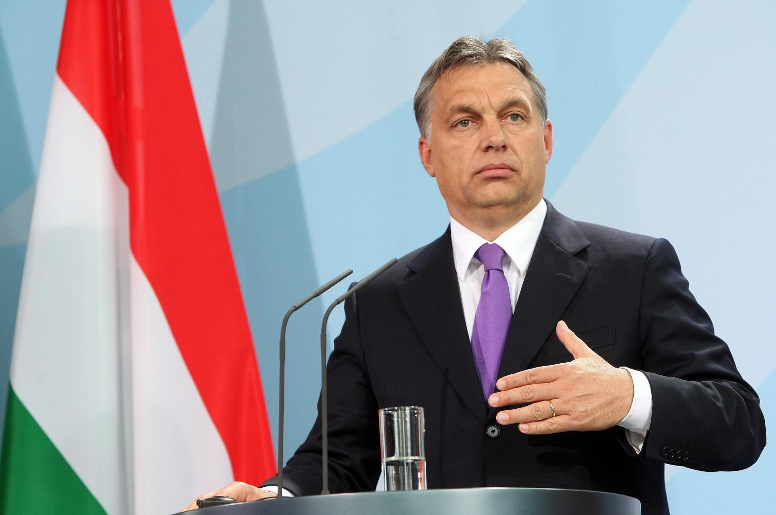 Hungarian prime minister Viktor Orban (Reuters)