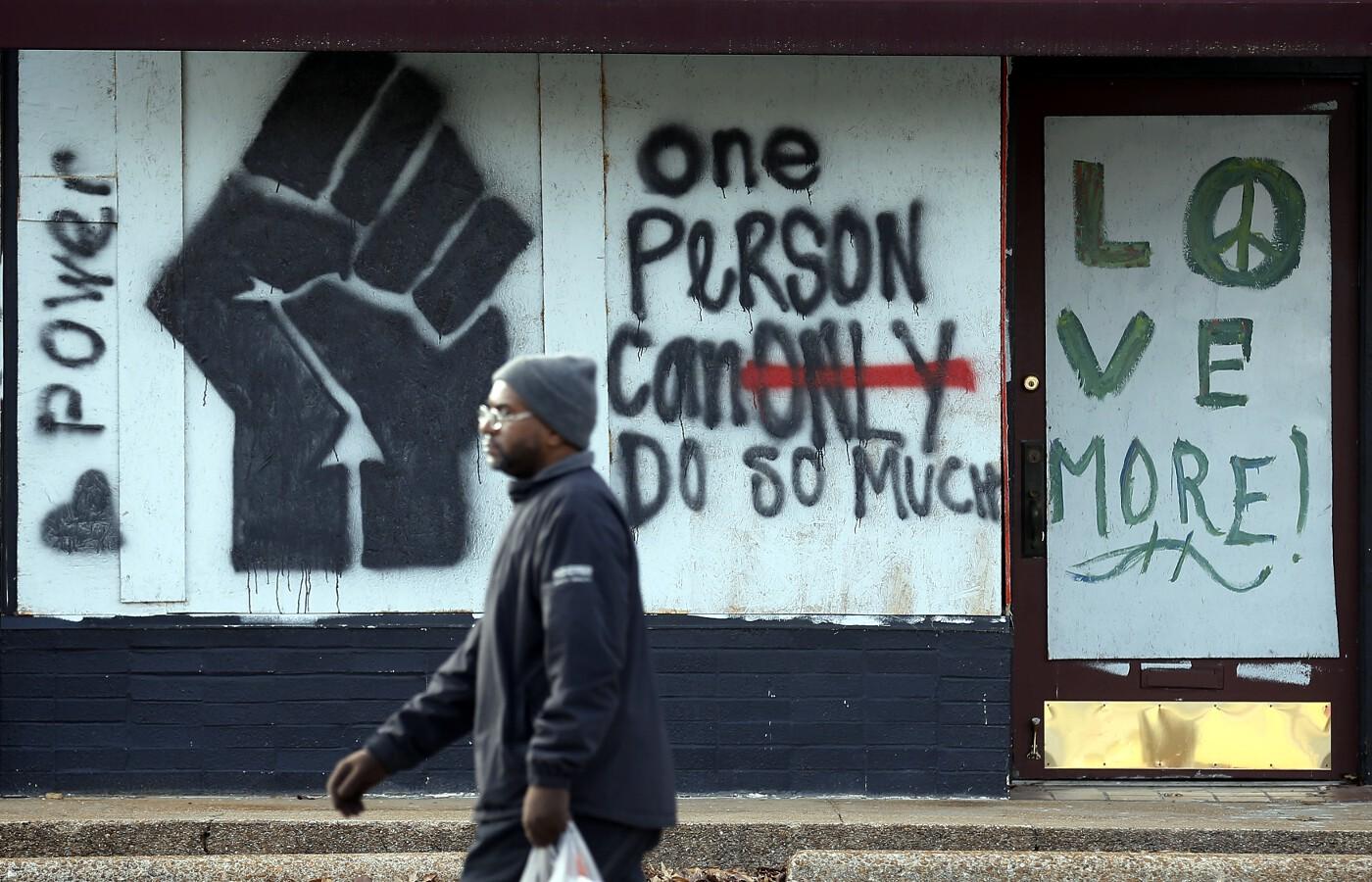Ferguson Store Murals 1