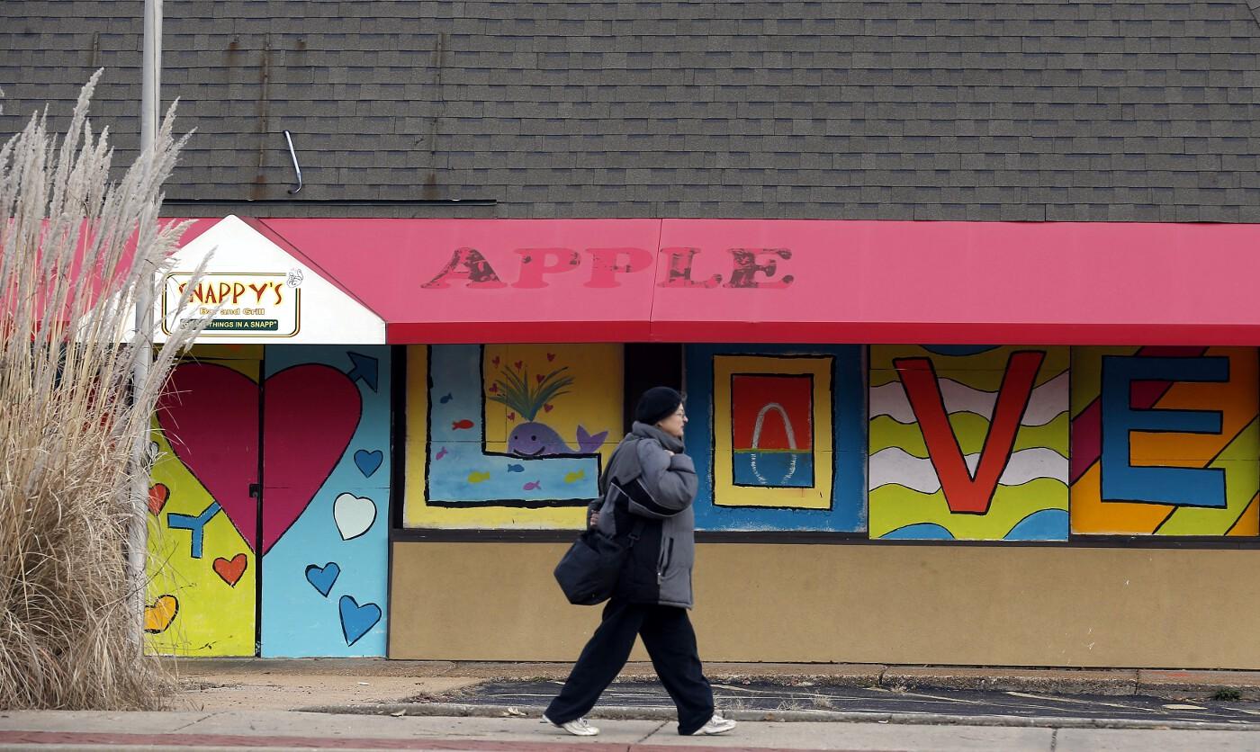 Ferguson Store Murals 9