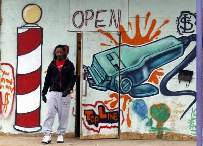 Ferguson Store Murals 11