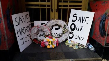 Save soho white heat gay club scene london