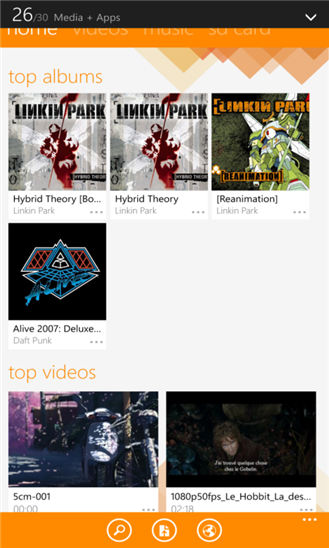 VLC Player for Windows Phone 8.1