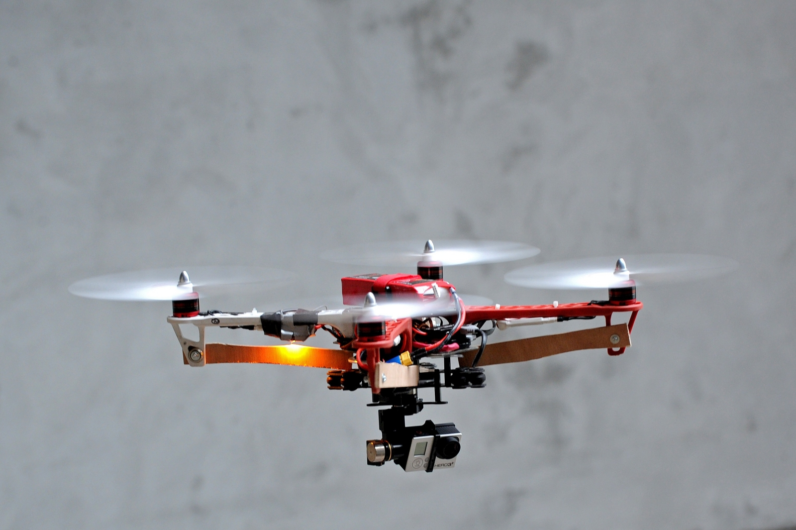 Pilots fear a collision between a drone and an airliner, following surge in Christmas sales. (Getty)
